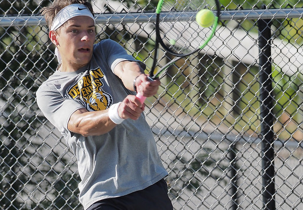 Men's Tennis Invite 2019