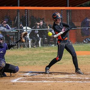 Varsity Softball vs Chantilly 3/22/16