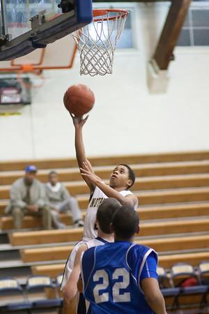 ND Freshman Basketball Verbum Dei