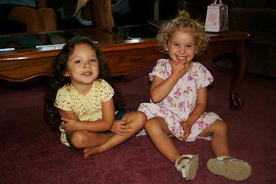 visit to auntie's 8/11/08