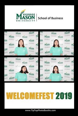 GMU WelcomeFest