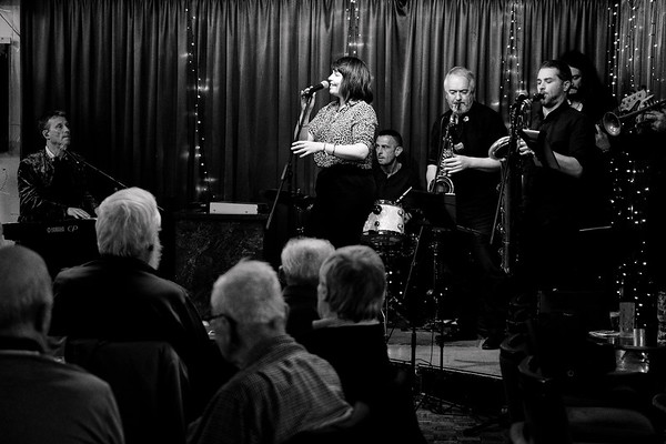 Rochdale Jazz Club - The Red Stripe Band