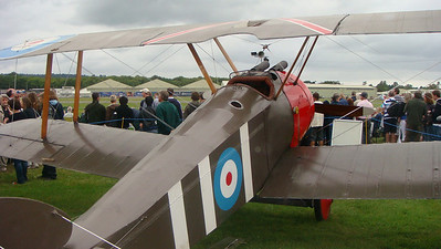 Wings and Wheels, 30 Aug