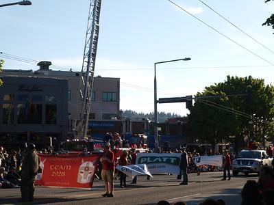 2011 Syttende Mai parade