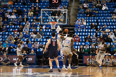 SLU Mens Basketball Game 1-30-2019