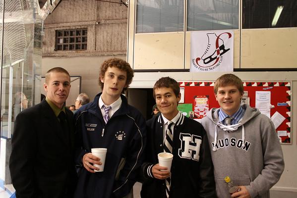 HHS Varsity Scrimmage VS Shaker Nov. 21, 2009