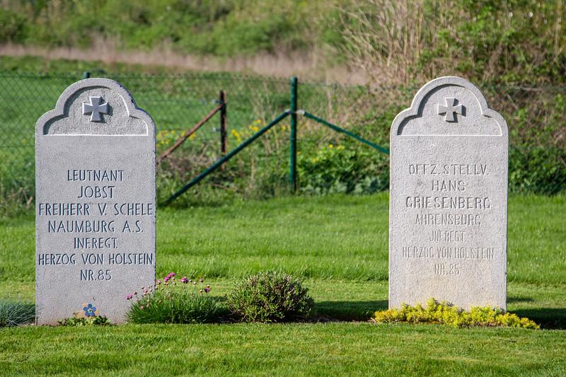 St-Symphorien Cemetery, Mons