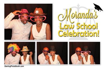 Moranda's Law School Celebration
