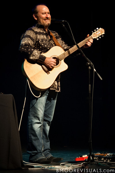Colin Hay performs on March 15, 2011 in support of Gathering Mercury at Largo Cultural Center in Largo, Florida