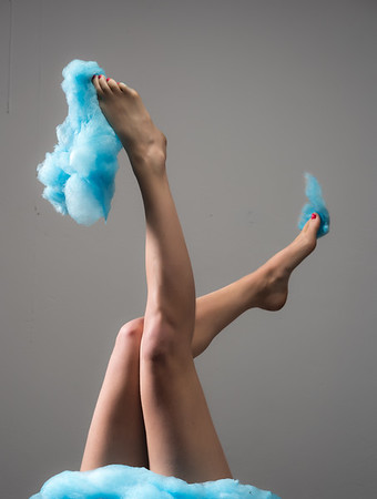 Bleu doux