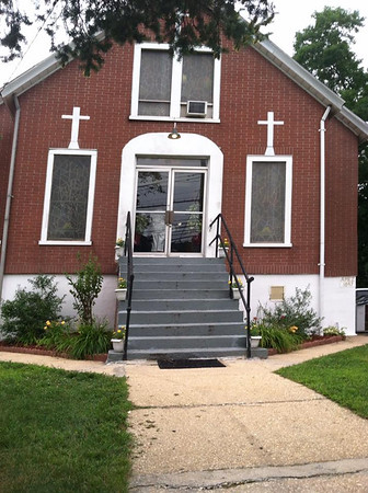 Rossville AME Zion Church