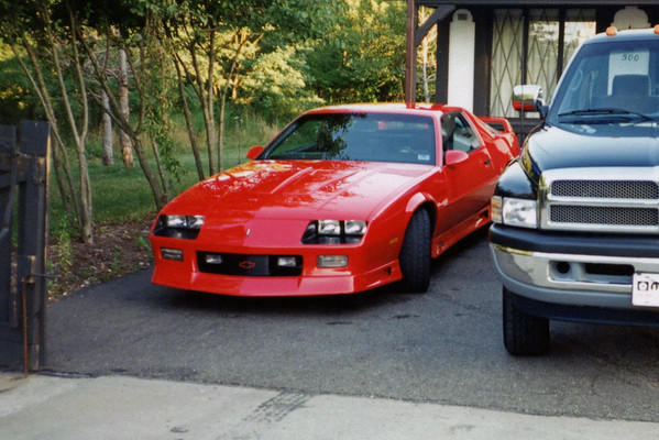 August 5 - 7, 1994:  Supercar Showdown, Quaker City Dragway, Salem, OH .  .  .
