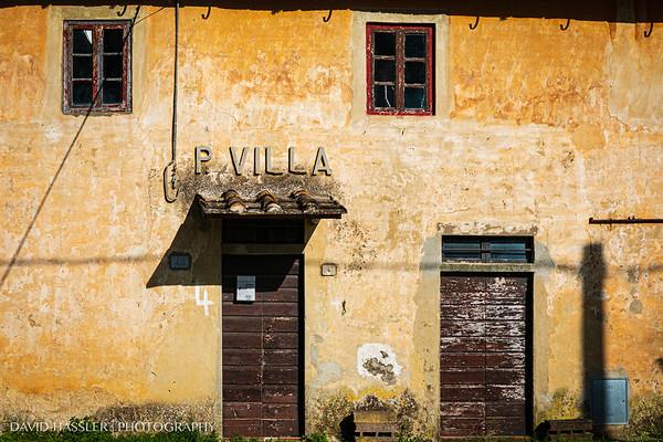 Places: Tuscany