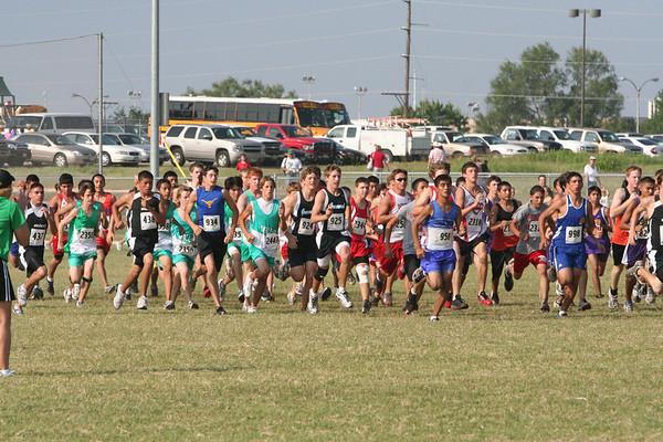 2007 Cross Country - HS Boys @ ASU