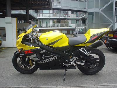 2006 05 Suzuki GSXR 750