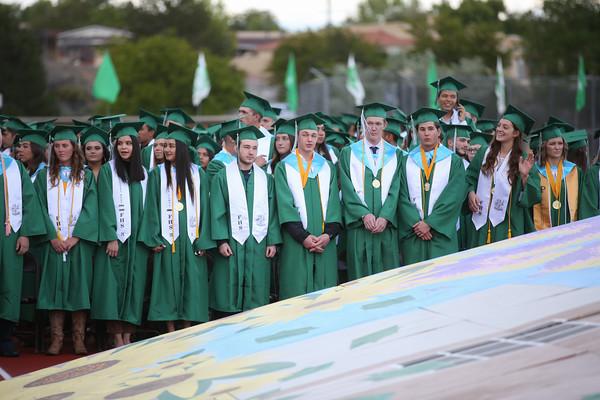2019 Farmington High School Commencement 5-21-19