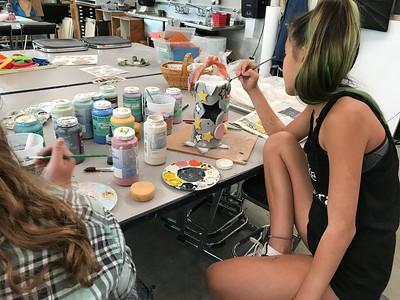 2017 Summer Ceramics Workshop
