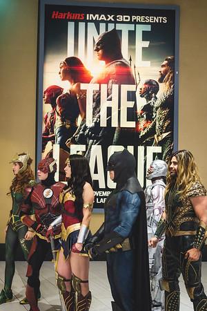 Justice League Premier