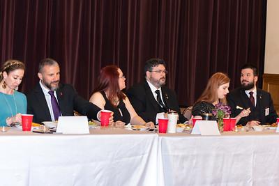 Texas Council Centennial Banquet