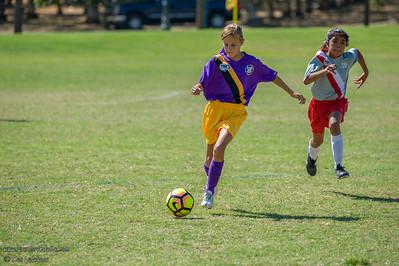 AYSO Soccer 10-01-2016