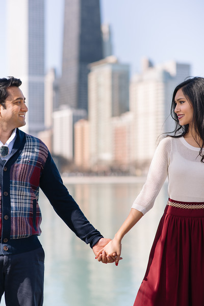 Le Cape Weddings - Gursh and Shelly - Chicago Engagement Photographer -37.jpg
