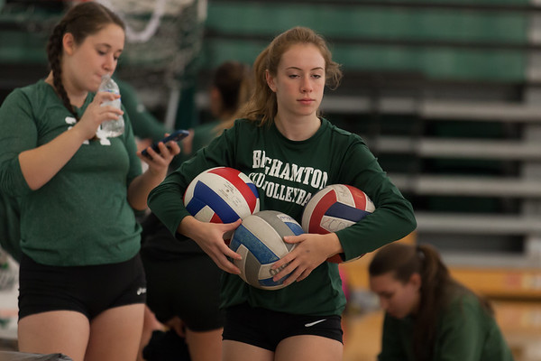 Binghamton University Club Volleyball