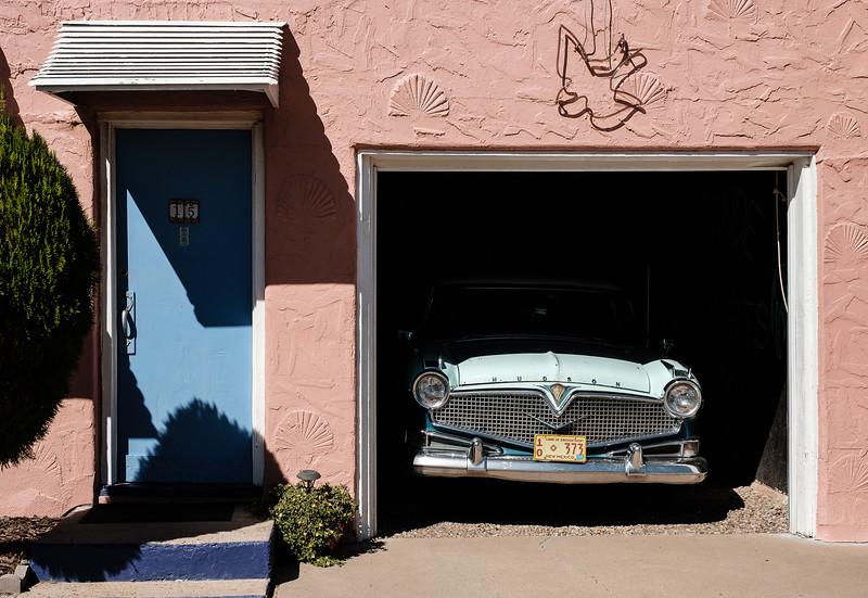 Blue Swallow Motel, Tucumcari, New Mexico