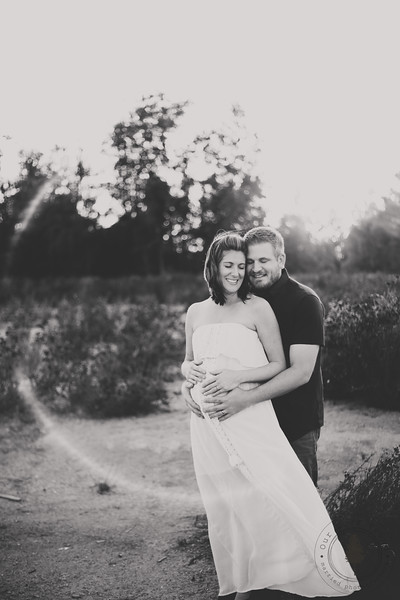 Miles Maternity Session