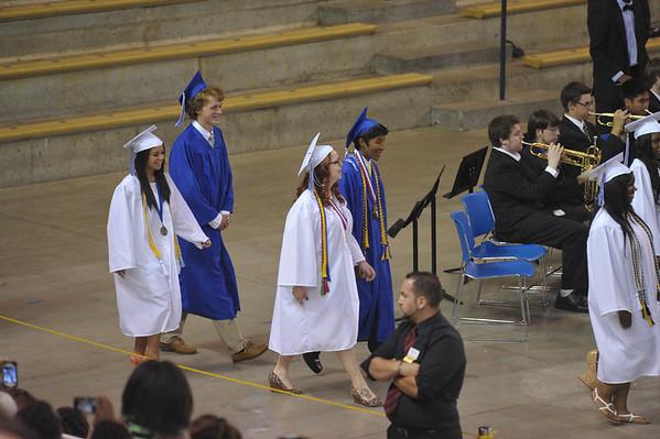 Maggie's graduation