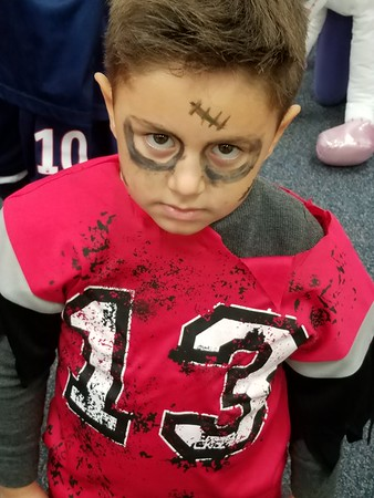 A Spooktacular Kindergarten Halloween Program