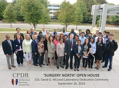 'Surgery North' Dedication 2019