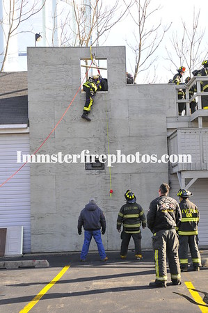 LEVITTOWN FD BAIL OUT DRILL
