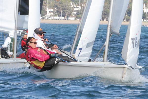 USC Sailing 2015 PCC