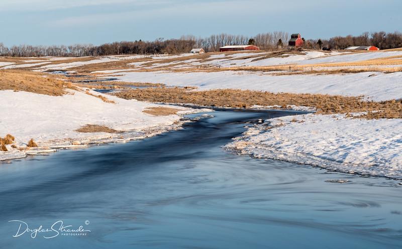 Beaver Creek flow