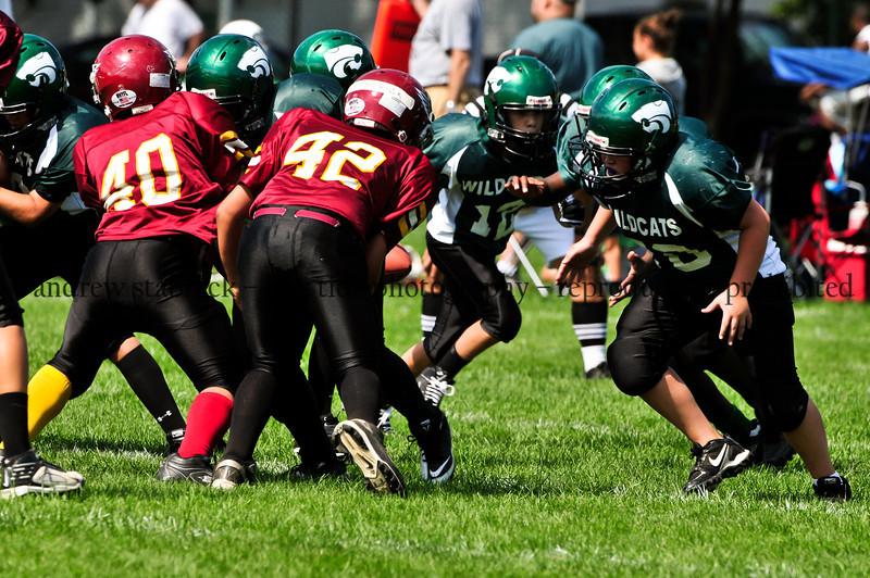 Eagles v. Wildcats - September 11, 2011