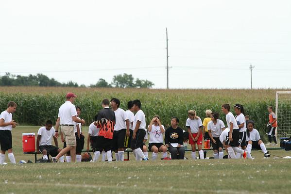 8-20-2011 Fairmont Scrimmage