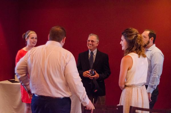 09/17/15 Lamendola scholarship Dinner
