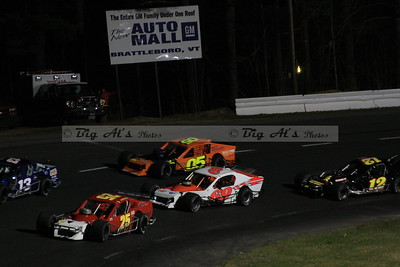 Monadnock Speedway 2009