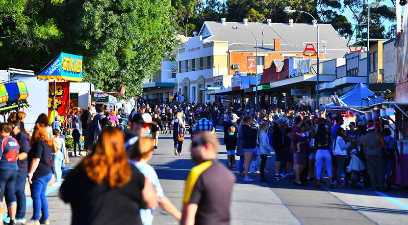 2017 Barmera Xmas Pageant