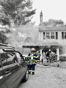 Structure Fire - Nutly Circle, Lake Mohegan, NY 10/10/19
