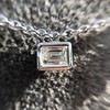 2.88ctw 18kt White Gold Scatter Necklace 6