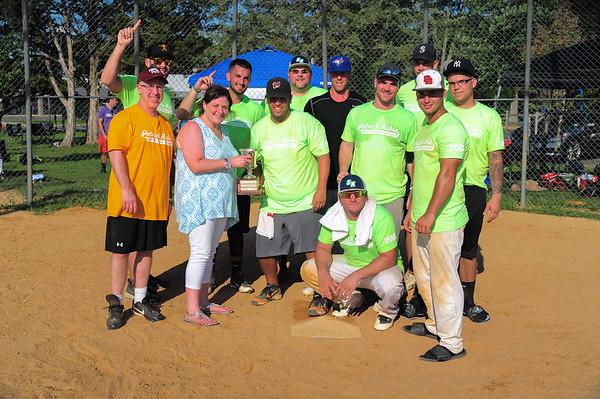 Patrick Rubin Softball Tournament 2016