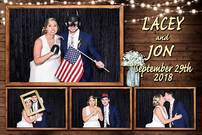 Jon and Lacey