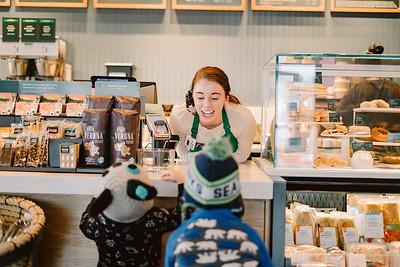 Brayton and Calvyn at Starbucks | 1.13.2020