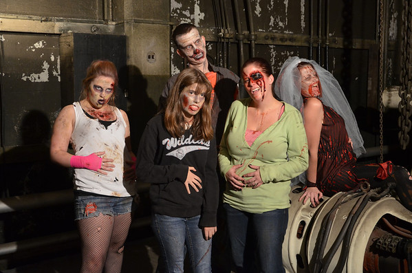 The Great Seattle Zombie Shoot Set 2