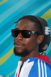 BTC - Jah Cure Appearance - George Town, Exuma, Bahamas