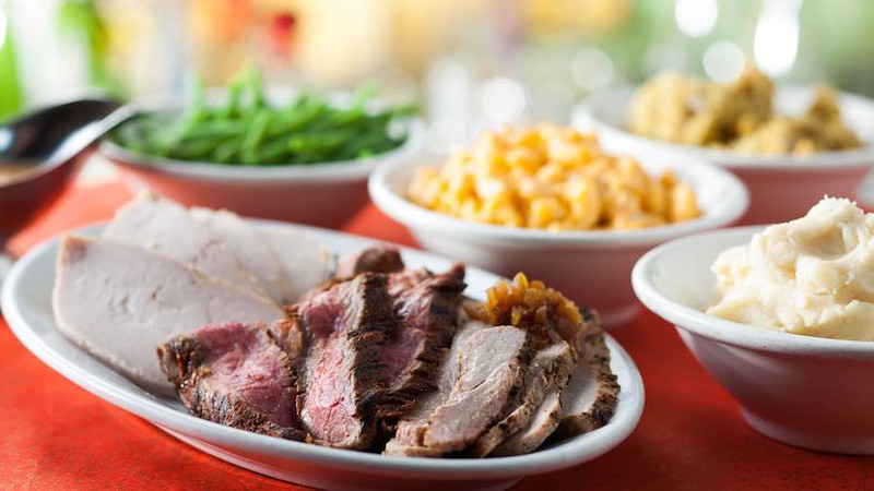 Give thanks this year at the Disneyland Resort with special Thanksgiving Dining