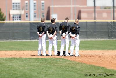 Northview vs Avon Baseball 4-12-14