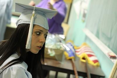 Bishop Keough Graduation 2011