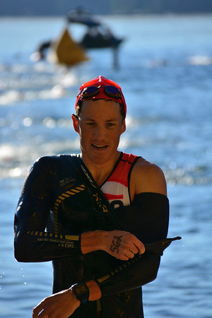 Donner Lake Tri Sprint Swim